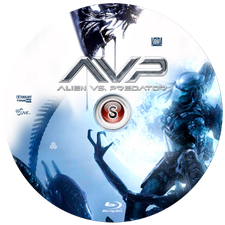Alien Vs Predator Cover DVD