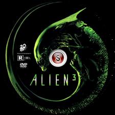 Alien 3 Cover DVD