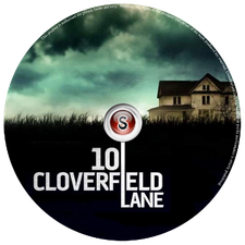 10 Cloverfield lane Cover DVD