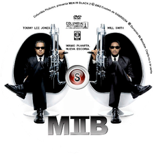 Men in black 2 Cover DVD