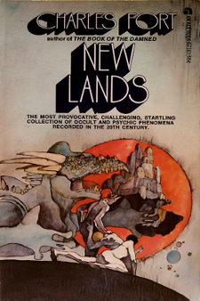 New lands by Charles Hoy Fort