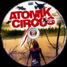 Atomik Circus Cover DVD