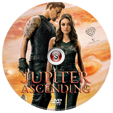 Jupiter ascending Cover DVD