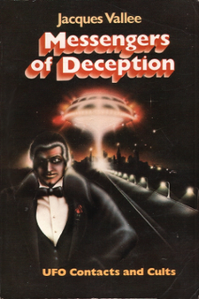 Messengers of deception - Jacques Fabrice Vallée
