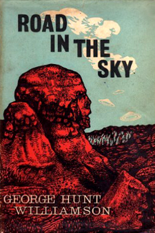 Road in the sky by George Hunt Williamson