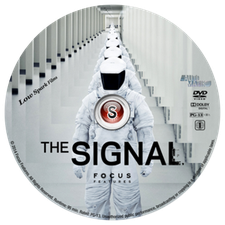 The signal Cover DVD