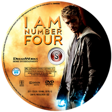 Sono il numero 4 - I Am Number Four Cover DVD