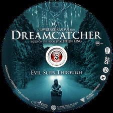 L'acchiappasogni Cover DVD