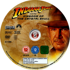 Indiana Jones e il regno del teschio di cristallo - Indiana Jones and the Kingdom of the Crystal Skull Cover DVD