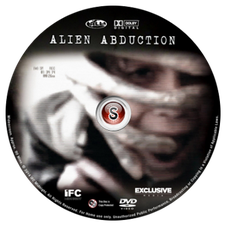 Alien abduction Cover DVD