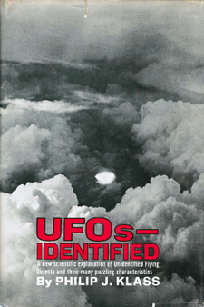Ufos - identified by Philip J. Klass