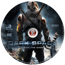 Dark space Cover DVD