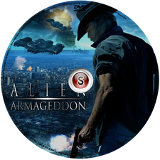 Alien Armageddon Cover DVD