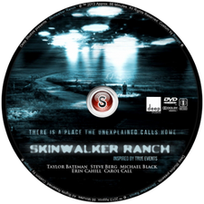 Skinwalker Ranch Cover DVD