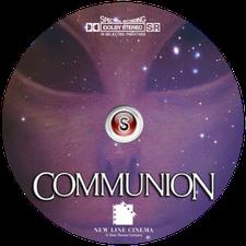 Communion Cover DVD