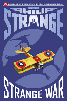 Captain Philip Strange: Strange war By Donald E. Keyhoe