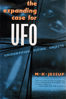 The Expanding Case for the UFOby Morris K. Jessup