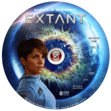 Extant Cover DVD 1