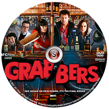 Grabbers Cover DVD