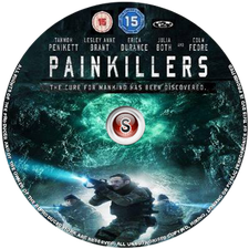 Painkillers  - Cover DVD