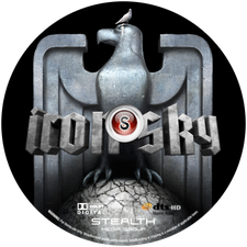 Iron Sky Cover DVD