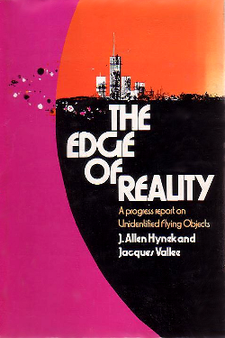 The Edge of Reality by Josef  Allen Hynek & Jacque Vallee