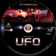 Ufo Cover DVD