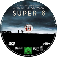 Super 8 Cover DVD