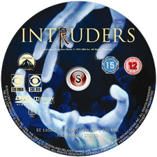 Intruders Cover DVD