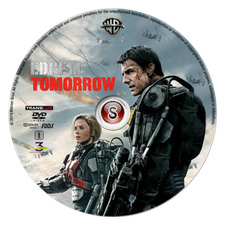 Edge of tomorrow Cover DVD