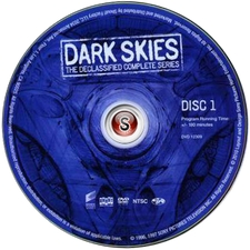 Dark Skies Cover Dvd CD 1