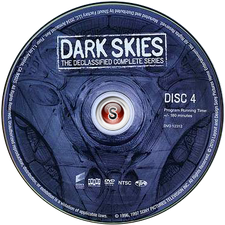 Dark Skies Cover Dvd CD 4