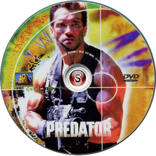Predator Cover DVD