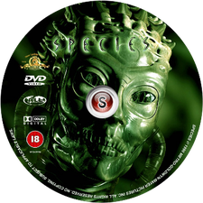 Species - Specie mortale Cover DVD