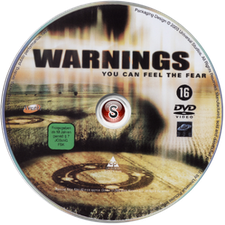 Warnings - Presagi di morte Cover DVD