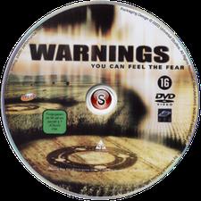 Warnings - Presagi di morte Cover DVD