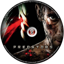 Predators Cover DVD