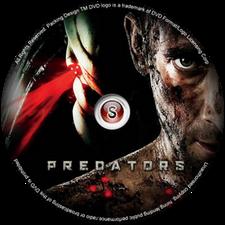 Predators Cover DVD