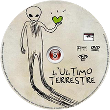 L'ultimo terrestre Cover DVD