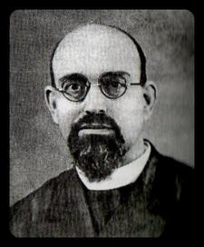 Figura 16 - Padre Goncalves nel 1929. Egli ha ordinato a Lucia di bruciare il segreto tra il 1927 e il 1929.