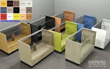 Mostrador para farmacia, mostrador para papelería, Muebles para farmacia, muebles para papelería