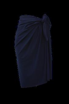 sustainable sarong - dark blue