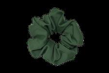 Sustainable scrunchie - green