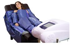 Maquina de presoterapia mas infrarrojos mas EMS