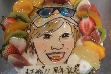京都 誕生日ケーキ イラストケーキ 写真ケーキ ケーキ屋