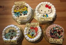 京都 誕生日ケーキ 誕生日ケーキ イラストケーキ 写真ケーキ ケーキ屋