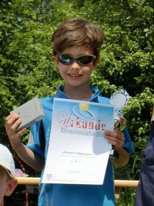 SKG Stockstadt Tennis - Jugendkreismeisterschaften 2010 Lennart Habermann