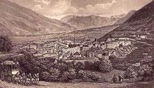 Chur im 19. Jahrhundert