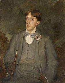 エミール・ブランシュによるビアズリー。1895年