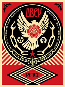 Shepard Fairey Green Power